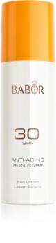 Babor Anti Aging Sun Care Sonnenlotion für Gesicht und Körper SPF30