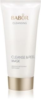 Babor Cleansing reinigende Maske für das Gesicht mit Peelingeffekt