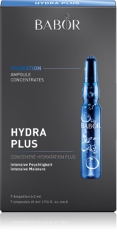Babor Ampoule Concentrates Hydration konzentriertes Serum für intensive Feuchtigkeitspflege der Haut