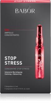 Babor Ampoule Concentrates SOS koncentrirani serum za smirenje kože lica