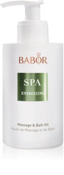 Babor Spa Energizing Bath And Massage Oil