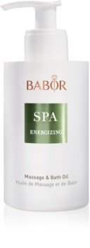 Babor Spa Energizing λάδι λουτρού μασάζ