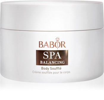 Babor Spa Balancing Bodycreme für zarte Haut