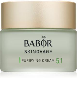 Babor Skinovage Purifying aufhellende und feuchtigkeitsspendende Creme für unreine Haut