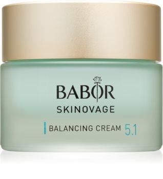 Babor Skinovage Balancing feuchtigkeitsspendende Creme für gleichmäßige Haut mit Matt-Effekt für fettige und Mischhaut