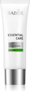 Babor Essential Care nährende Creme für Unvollkommenheiten wegen Akne Haut