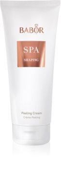 Babor Spa Shaping Peelingcreme für den Körper mit glättender Wirkung