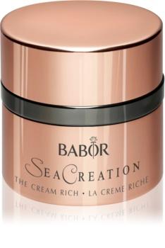 Babor Sea Creation luxuriöse, nährende Creme gegen Falten 24 h