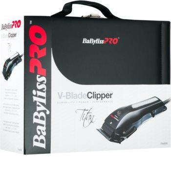 BaByliss PRO Babyliss Pro V - Blade Titan FX685E profesionální zastřihovač vlasů