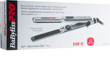 BaByliss PRO Babyliss Pro Straighteners EP Technology 5.0 BAB2660EPE Haar Stijltang