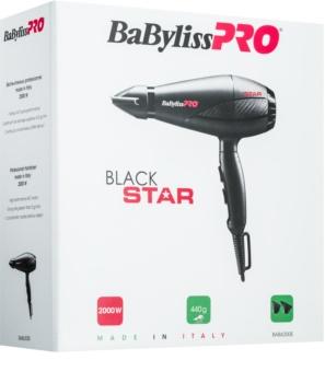 BaByliss PRO Black Star sušilec za lase