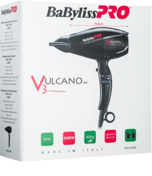 BaByliss PRO Vulcano V3 Haartrockner