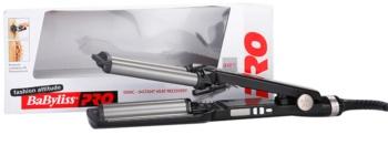 BaByliss PRO Curling Iron Ionic 3D Waver 2369TTE modelador para onda tripla
