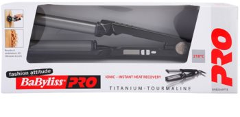 BaByliss PRO Curling Iron Ionic 3D Waver 2369TTE tripla hullámú hajsütővas 1c7078e7ca