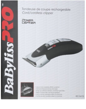 BaByliss PRO Babyliss Pro Clippers FX672E Tondeuse