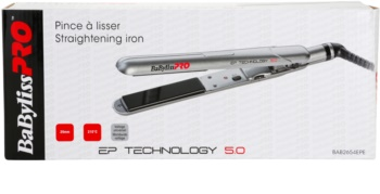 BaByliss PRO Straighteners EP Technology 5.0 2654EPE alisador de cabelo