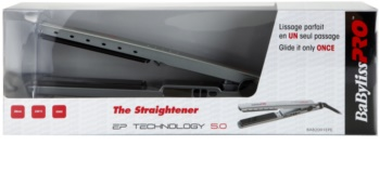 BaByliss PRO Babyliss Pro Straighteners Ep Technology 5.0 2091E placa de intins parul