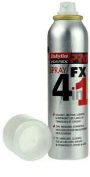 BaByliss PRO Babyliss Pro Clippers Forfex FX660SE dezinfekční technický sprej