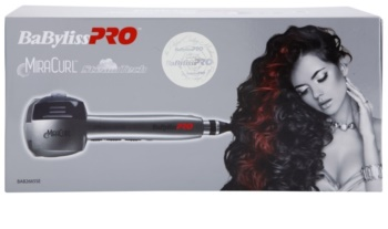 BaByliss PRO Babyliss Pro Curling Iron MiraCurl SteamTech BAB2665SE hajsütővas