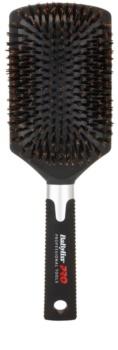 BaByliss PRO Brush Collection Professional Tools kartáč na vlasy s kančími štětinami