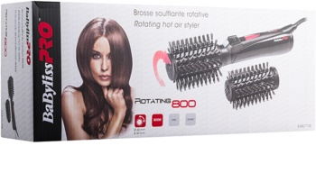 BaByliss PRO Babyliss Pro Rotating 800W Rotations-Haarbürste