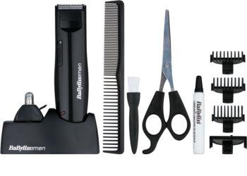 BaByliss For Men E823E cortapelos para cabello y barba