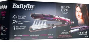 BaByliss I-PRO 230 Steam I-PRO Steam stoomstrijkijzer voor het Haar
