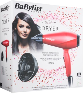 BaByliss Professional Hairdryers Le Pro Light 2000W Haarföhn