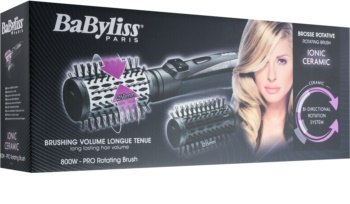 BaByliss Air Brushes PRO Rotating Brush 800W brosse soufflante rotative