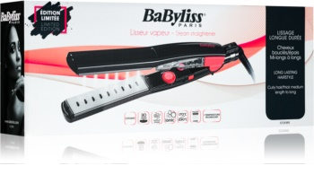 BaByliss Limited Edition  ST293PE Steam Iron for Hair