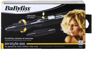 BaByliss Air Brushes Airstyle 300 lokówko-suszarka iększa objętość i podkreśla loki