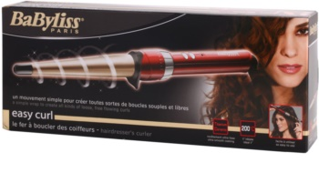 BaByliss Curlers Easy Curl modelador de cabelo