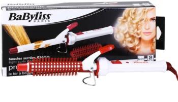 BaByliss Curlers Pro Ceramic 16 mm kulma na vlasy
