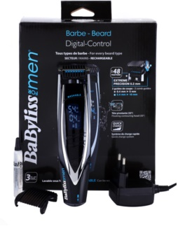 BaByliss For Men Digital Control E876E regolabarba
