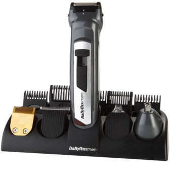 BaByliss For Men Multi 10 Titanium trimmer per capelli e barba