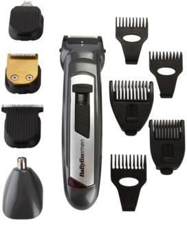 BaByliss For Men Multi 10 Titanium zastřihovač vlasů a vousů