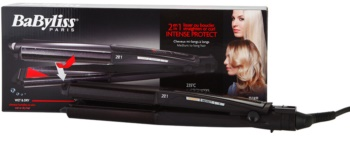 BaByliss Stylers 2 in 1 Straighten or Curl Haarglätter und Curlingstab 2 in 1