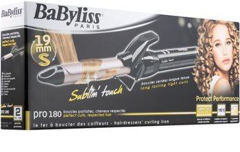 BaByliss Sublim Touch C319E kodralnik za lase