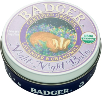 Badger Night Night balzsam a nyugodt alvásért