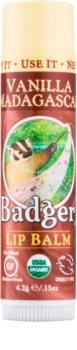 Badger Classic Vanilla Madagascar baume à lèvres