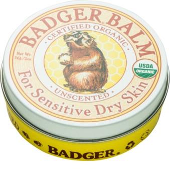 Badger Balm baume mains pour peaux sensibles