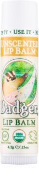 Badger Classic Unscented бальзам для губ