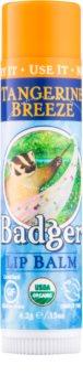 Badger Classic Tangerine Breeze Lip Balm