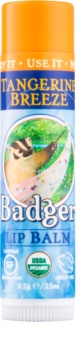 Badger Classic Tangerine Breeze бальзам для губ
