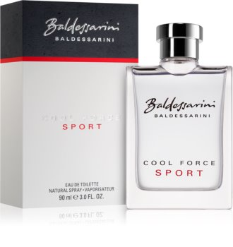 Baldessarini Cool Force Cool Force Sport toaletna voda za moške 90 ml
