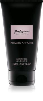 Baldessarini Private Affairs sprchový gél pre mužov 150 ml
