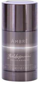 Baldessarini Ambré deo-stik za moške 75 ml