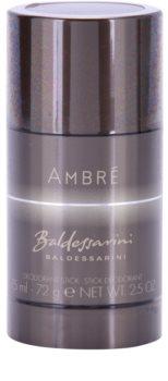 Baldessarini Ambré stift dezodor uraknak 75 ml