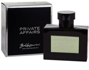 Baldessarini Private Affairs toaletní voda pro muže 50 ml