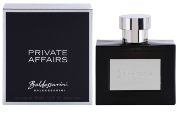 Baldessarini Private Affairs eau de toilette pentru bărbați 90 ml